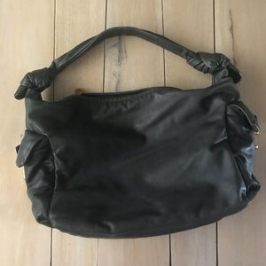 Marc Jacobs Knot Leather Hobo
